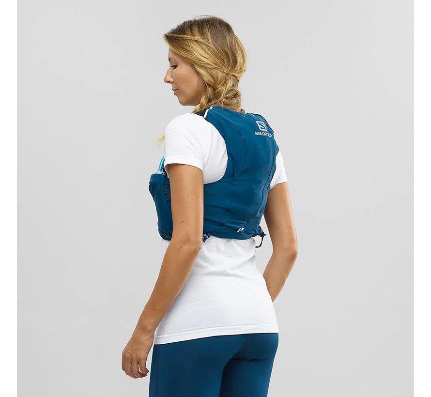Salomon ADV Skin 8 Set Racevest Blauw Dames