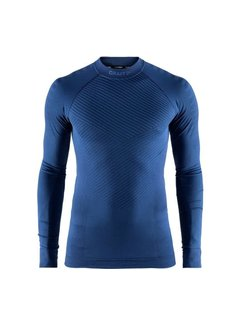 Craft Craft Active Intensity Longsleeve Thermoshirt Blauw Heren