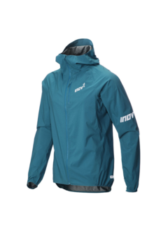 Inov-8 Inov-8 All Terrain Stormshell Men's Teal Waterproof Running Jacket