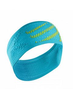 Compressport Compressport-Stirnband Ein / Aus Blau