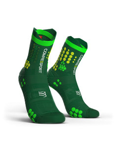 Compressport Compressport Pro Racing Socks V3.0 Trail Smart Groen Trailrunsokken