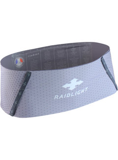 Raidlight Raidlight Stretch Raider Belt Grijs Hardloopriem