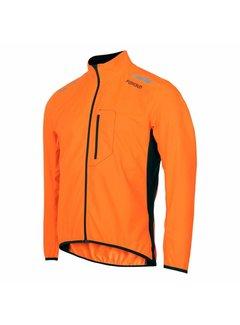 Fusion Fusion S1 Run Jacket Men Orange Running jacket Water repellent