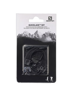 Salomon Salomon Quicklace Kit lacing system Black