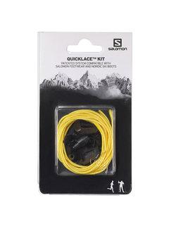 Salomon Salomon Quicklace Kit Schnürsystem Gelb