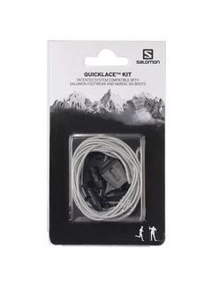 Salomon Salomon Quicklace Kit Lacing system Gray