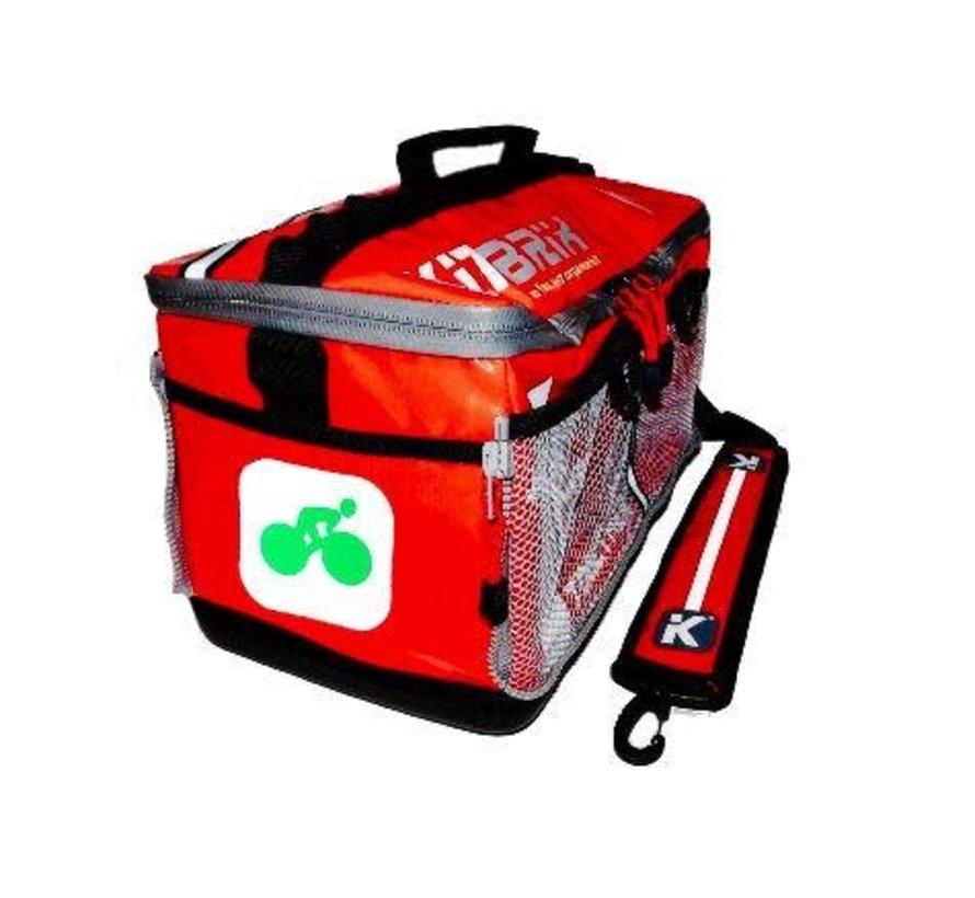 KitBrix Rood Sporttas 20 Liter