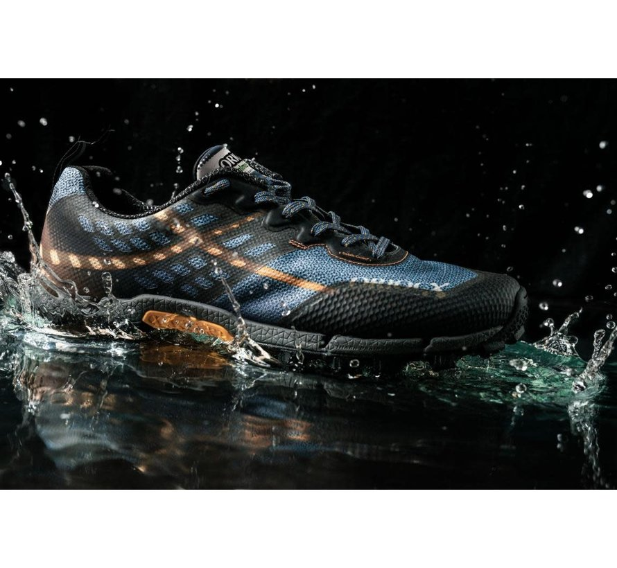 ORIOCX Model Malmo Blauw OCR Schoen