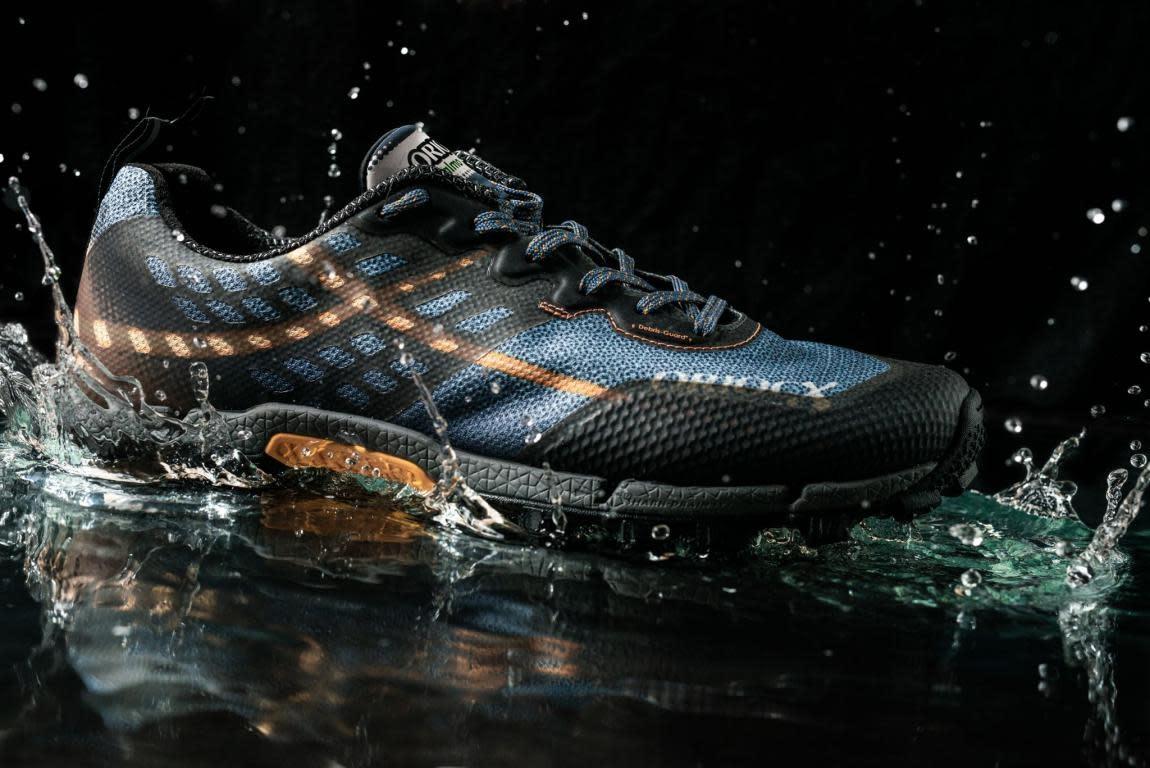 ORIOCX ORIOCX Model Malmo Blue OCR Schuh