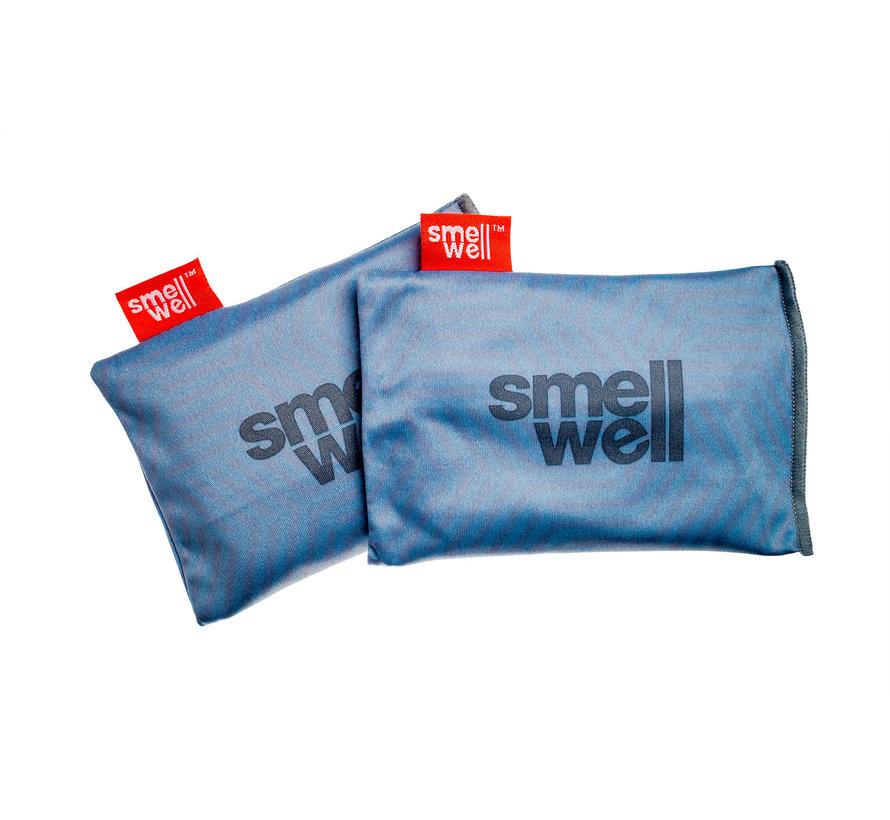 SmellWell Active Regular Geometric Grey (2 stuks)