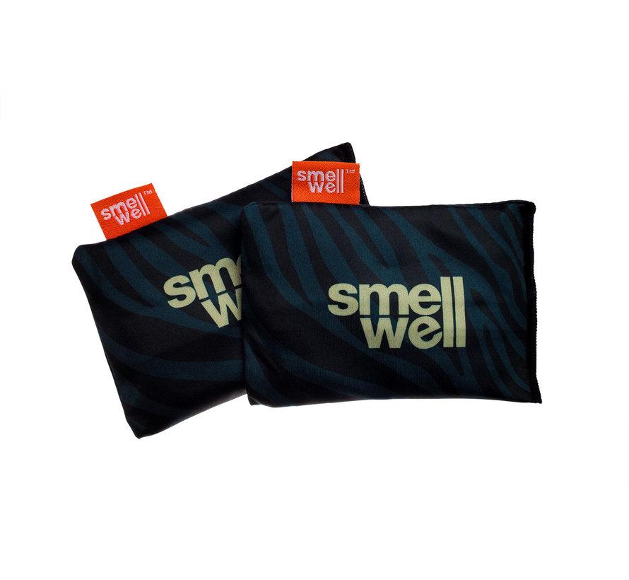 SmellWell Active Regular Black Zebra (2 stuks)