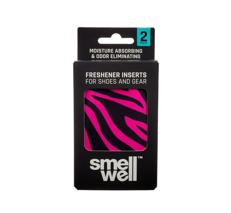 SmellWell Active Regular Pink Zebra (2 stuks)