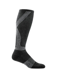 Darn Tough Darn Tough Power OTC Gray Light Cushion Sport Socks Merino