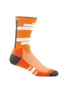Darn Tough Darn Tough Press Orange Sport Socks Merino