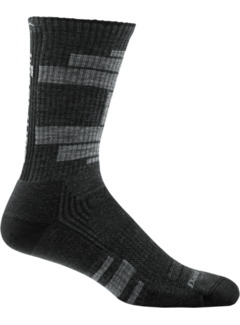 Darn Tough Darn Tough Press Gray Sport socks Merino