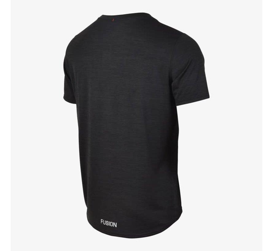 Fusion C3 Sport Shirt Men Black