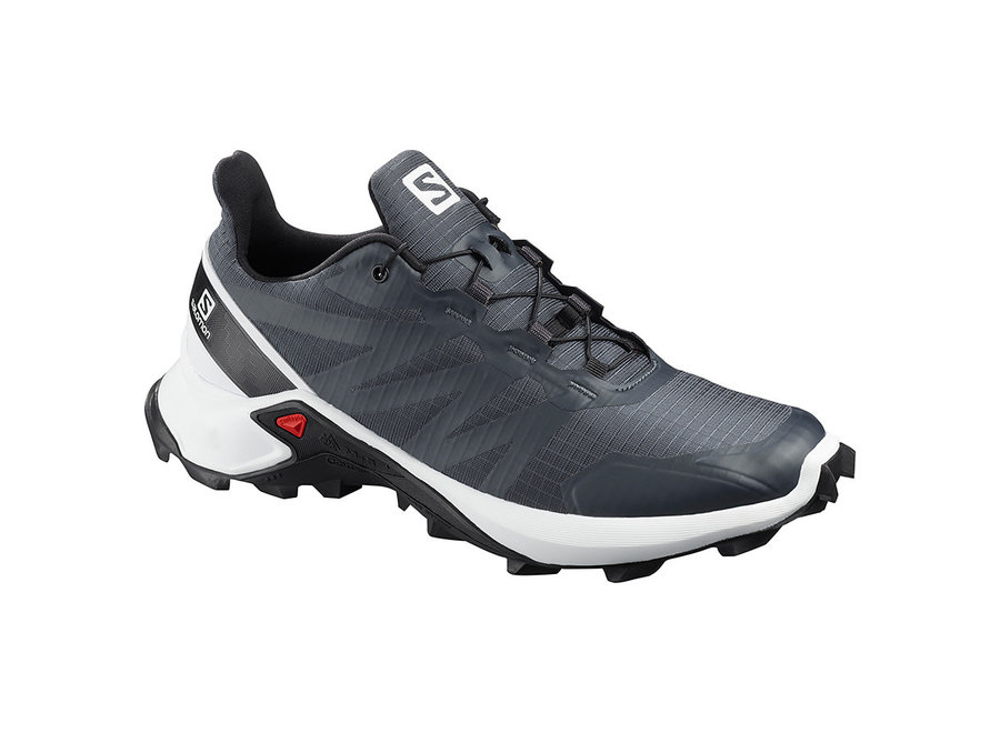 Salomon Supercross Trail Laufschuh Ladies Grey