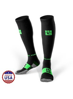 Mudgear Mudgear OCR Compression Socks Schwarz / Grün