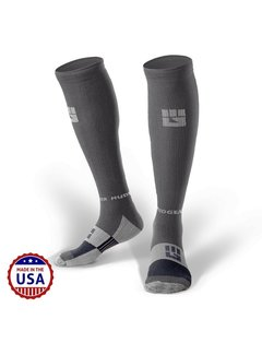 Mudgear Mudgear OCR Compression Socks Gray / Gray