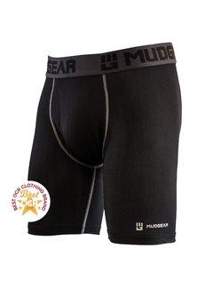 Mudgear Mudgear Baselayer Compressie Boxershort Zwart