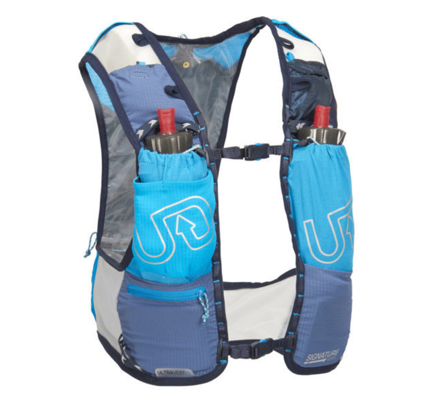 Ultimate Direction Ultra Vest 4.0 Rennweste Blau