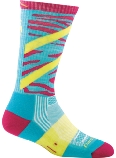Darn Tough Darn Tough Beast Crew Sports Socks Ladies Teal