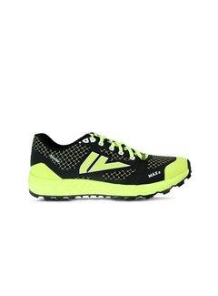 VJ Sport VJ Sport MAXx Trail Running Schuh Unisex Schwarz / Gelb
