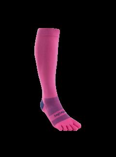 Injinji Injinji Kompressionsstrümpfe Pink Toe Socks