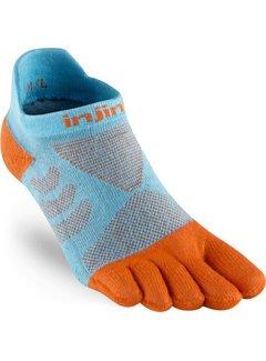 Injinji Injinji Ultra Run No Show Toe Socks Gills Ladies