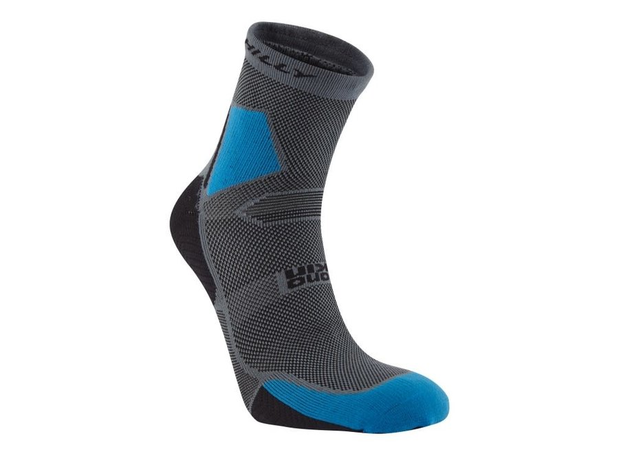 Hilly Skyline Lightweight Only Trailrun Socken Grau / Blau