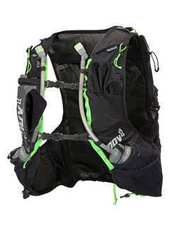 Inov-8 Inov-8 Race Ultra Pro 2-in-1 Vest Black / Green Unisex Trail running vest
