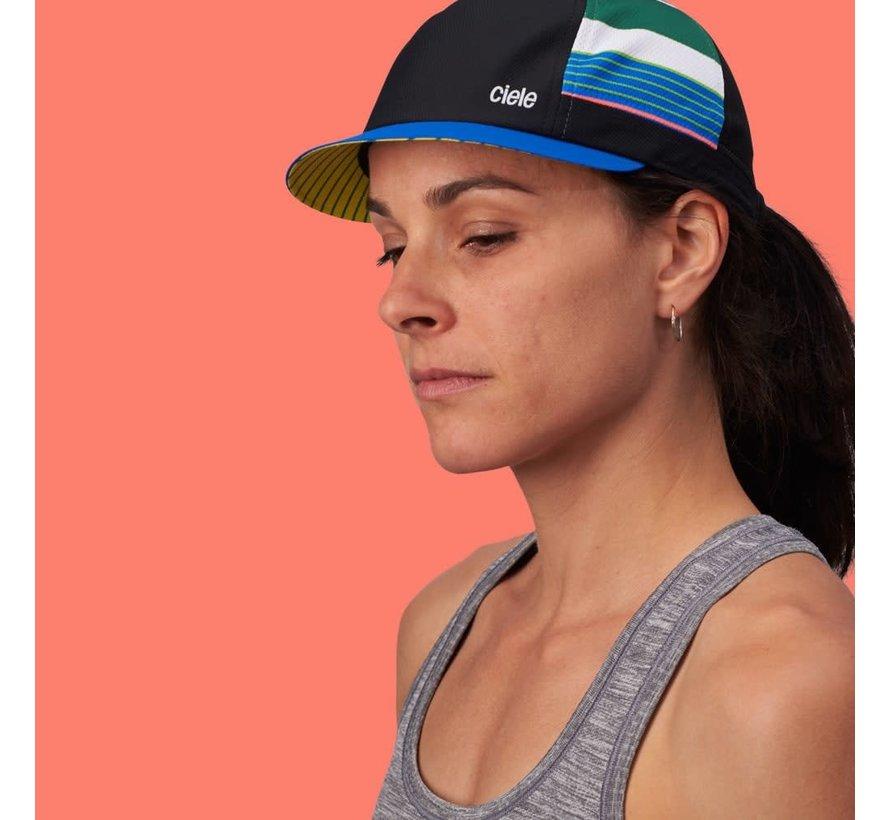 Ciele Athletics QCKCap Stance Black Running Cap Ladies
