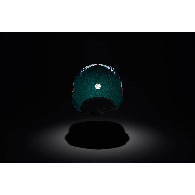 Ciele Athletics QCKCap Stance Green Hardloopcap Dames