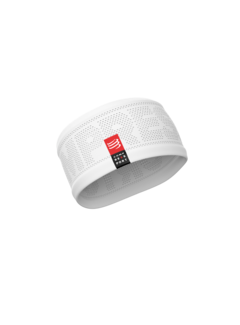 Compressport Compressport Stirnband On / Off White One Size