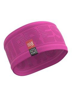 Compressport Compressport Headband On / Off Pink One Size
