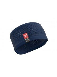 Compressport Compressport Stirnband Ein / Aus Blau Einheitsgröße