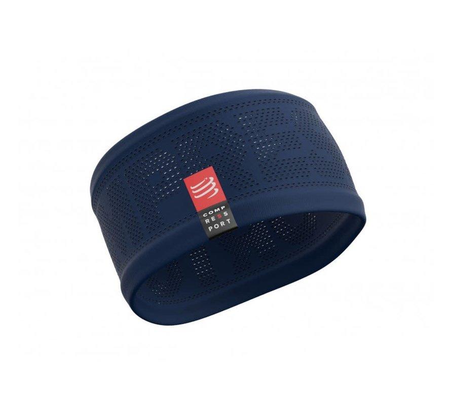 Compressport Headband On / Off Blue One Size