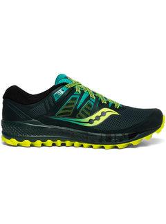 Saucony Saucony Peregrine ISO Trailrunning Schuh Men Green
