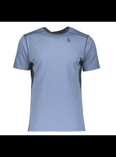 Scott Scott Trail MTN Tech Shirt Blau Herren