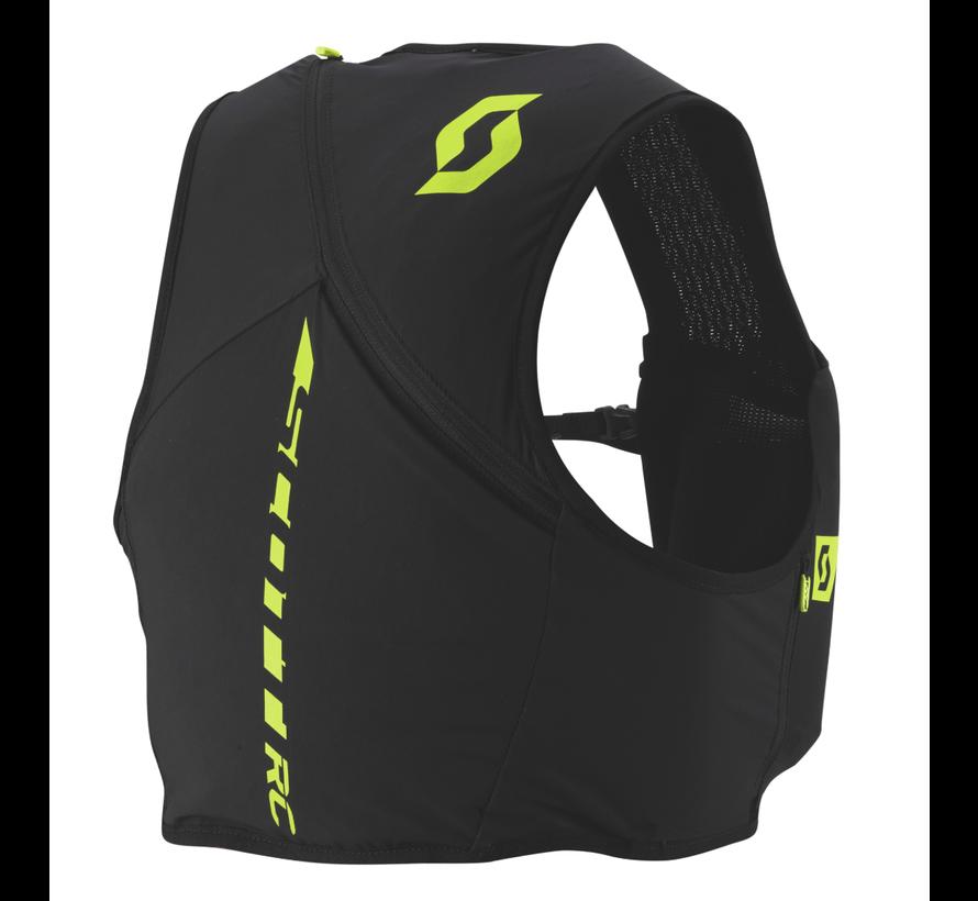 Scott Trail RC TR '4 Pack Race Vest Black (4 Liter) Including Softflasks