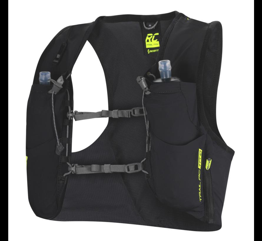 Scott Trail RC TR' 10 Pack Racevest Zwart (10 Liter) Inclusief Softflasks