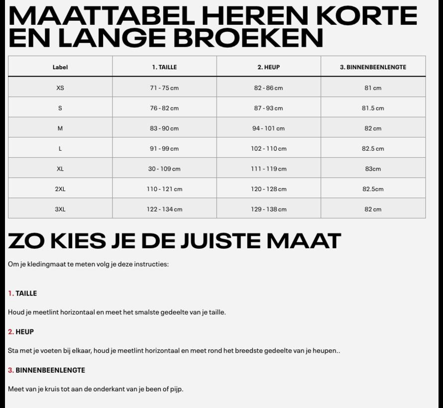 Reebok One Series Training Epic Short Heren Zwart