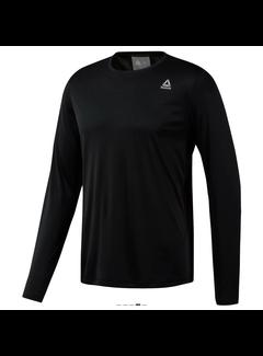 Reebok Reebok Run Essentials T-Shirt Herren Schwarz