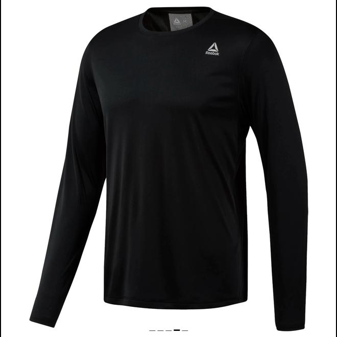 Reebok Run Essentials T-Shirt Men Black