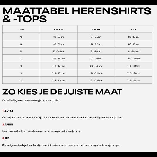 Reebok Run Essentials T-Shirt Herren Schwarz