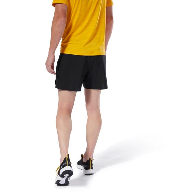 Reebok Run Essentials 2-in-1 Short Men Black