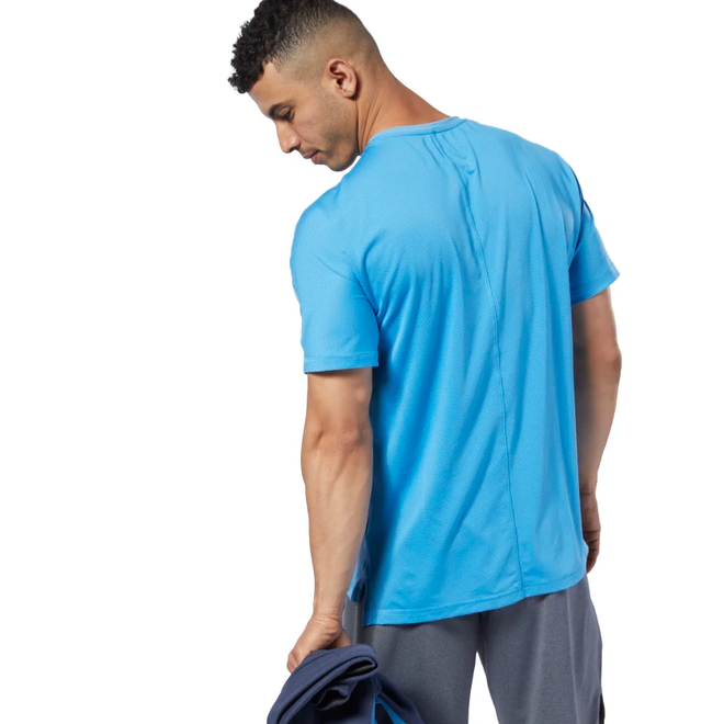 Reebok One Series Training gewebte kurze Männer grau