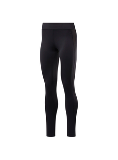 Reebok Reebok Workout Ready High-Rise Legging Dames Zwart
