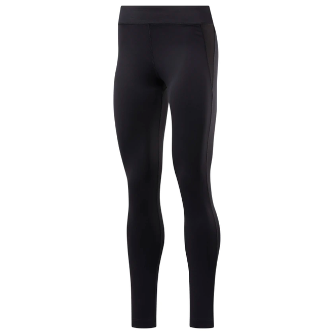 Reebok Workout Ready High-Rise Legging Dames Zwart