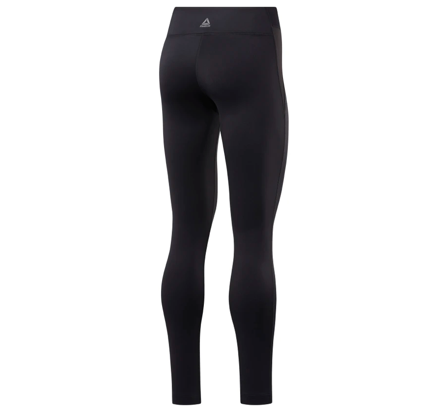 Reebok Workout Ready High-Rise Leggings Ladies Black